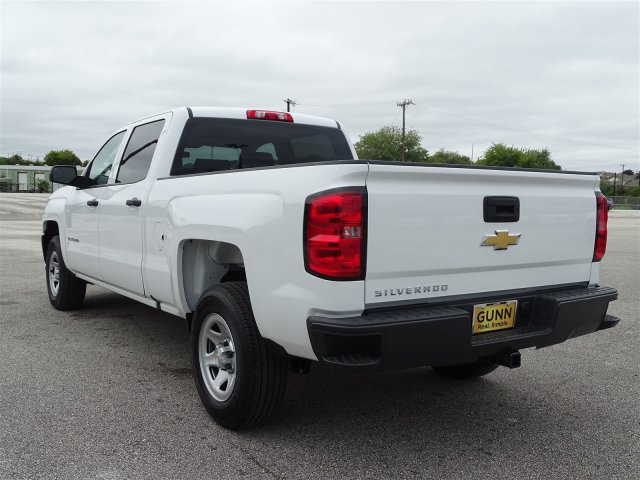 2018 Silverado 1500 Crew Cab 4x2,  Pickup #CC82039 - photo 6