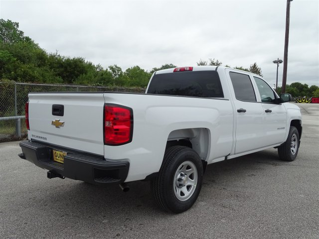 2018 Silverado 1500 Crew Cab 4x2,  Pickup #CC82039 - photo 2