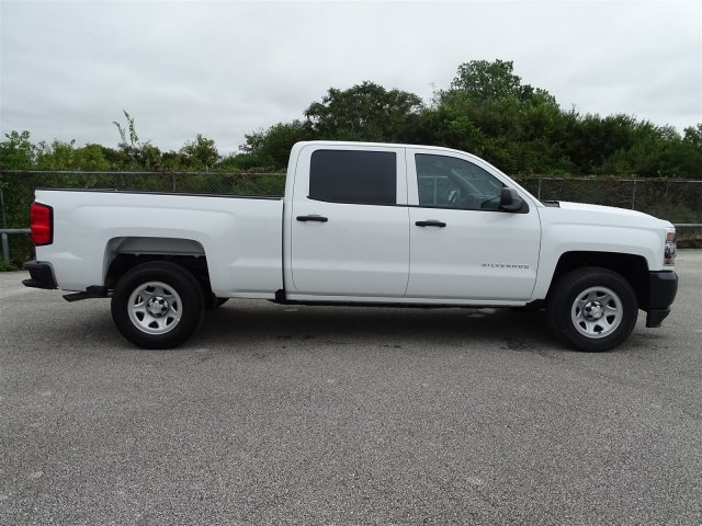 2018 Silverado 1500 Crew Cab 4x2,  Pickup #CC82039 - photo 8