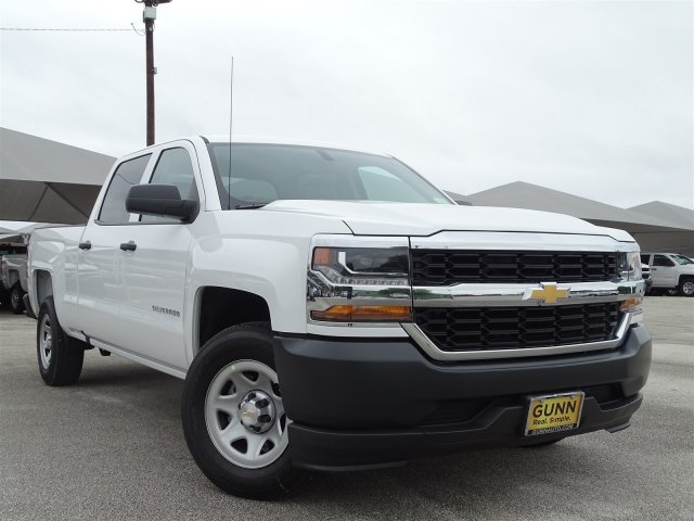 2018 Silverado 1500 Crew Cab 4x2,  Pickup #CC82040 - photo 1