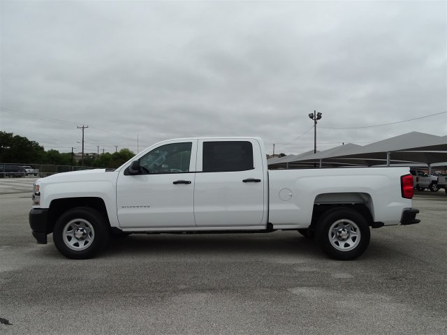 2018 Silverado 1500 Crew Cab 4x2,  Pickup #CC82040 - photo 5