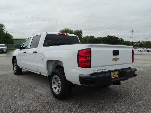 2018 Silverado 1500 Crew Cab 4x2,  Pickup #CC82040 - photo 6