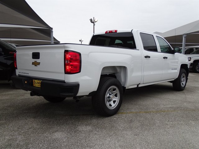 2018 Silverado 1500 Crew Cab 4x2,  Pickup #CC82048 - photo 5