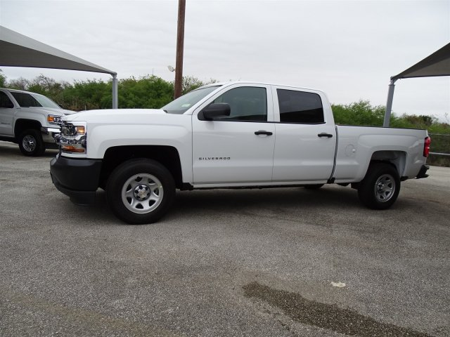 2018 Silverado 1500 Crew Cab 4x2,  Pickup #CC82048 - photo 7