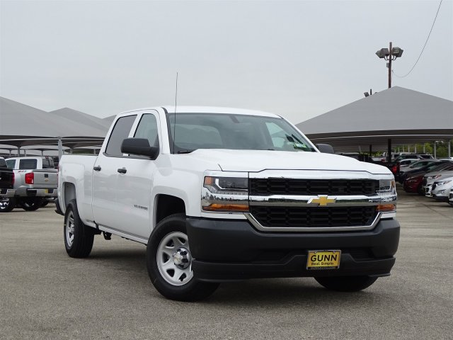 2018 Silverado 1500 Crew Cab 4x2,  Pickup #CC82058 - photo 3
