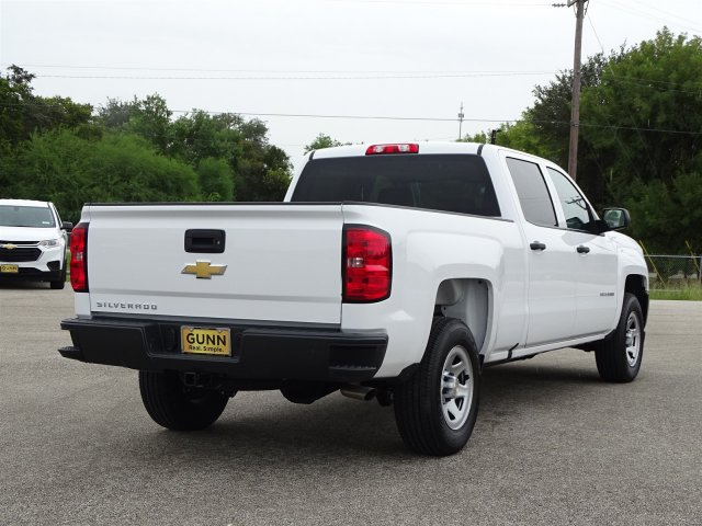 2018 Silverado 1500 Crew Cab 4x2,  Pickup #CC82058 - photo 5