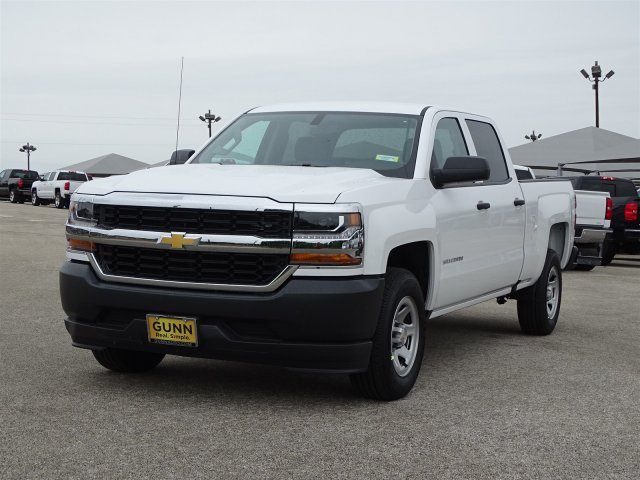 2018 Silverado 1500 Crew Cab 4x2,  Pickup #CC82058 - photo 1