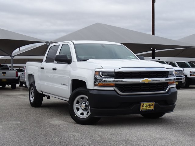 2018 Silverado 1500 Crew Cab 4x2,  Pickup #CC82073 - photo 3