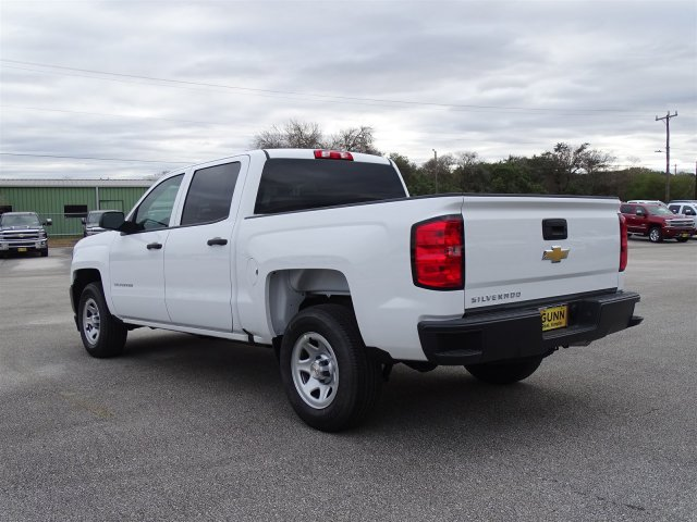 2018 Silverado 1500 Crew Cab 4x2,  Pickup #CC82073 - photo 2