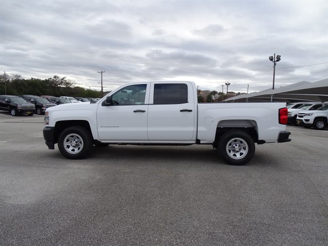 2018 Silverado 1500 Crew Cab 4x2,  Pickup #CC82073 - photo 7