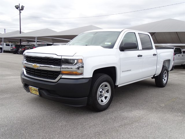 2018 Silverado 1500 Crew Cab 4x2,  Pickup #CC82073 - photo 1