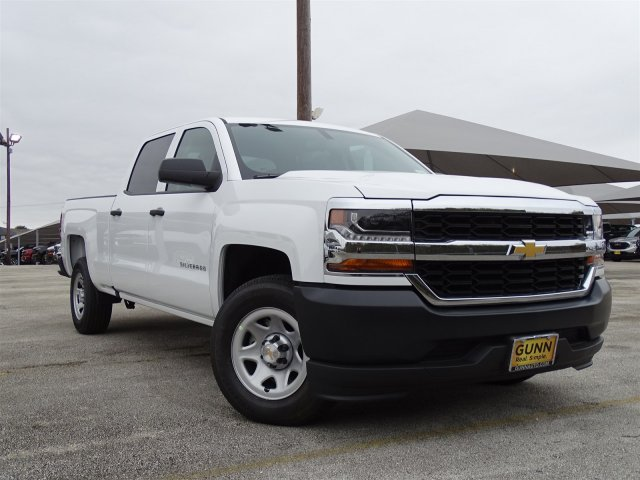 2018 Silverado 1500 Crew Cab 4x2,  Pickup #CC82074 - photo 3