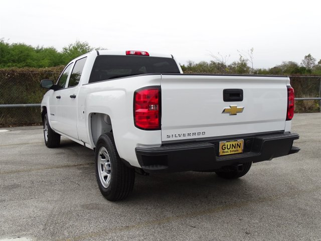 2018 Silverado 1500 Crew Cab 4x2,  Pickup #CC82074 - photo 2