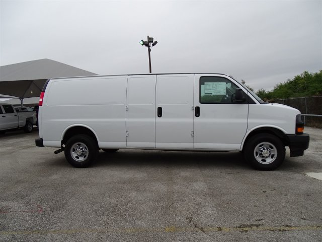 2018 Express 2500 4x2,  Harbor Upfitted Cargo Van #CC82086 - photo 4