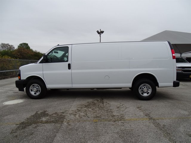 2018 Express 2500 4x2,  Harbor Upfitted Cargo Van #CC82086 - photo 8