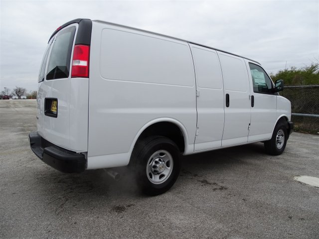2018 Express 2500 4x2,  Harbor Upfitted Cargo Van #CC82087 - photo 4