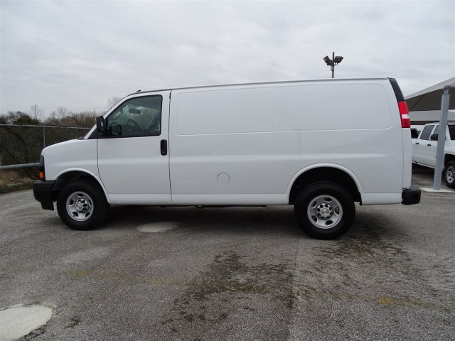 2018 Express 2500 4x2,  Harbor Upfitted Cargo Van #CC82097 - photo 7