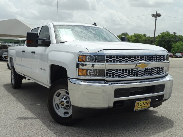 2019 Silverado 2500 Crew Cab 4x2,  Pickup #CCT19026 - photo 3
