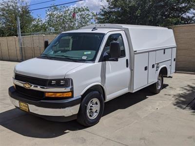 2020 Chevrolet Express 3500 4x2, Knapheide KUV Service Utility Van #CCT21342 - photo 3