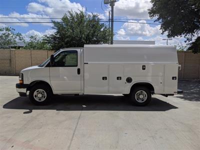 2020 Chevrolet Express 3500 4x2, Knapheide KUV Service Utility Van #CCT21342 - photo 6