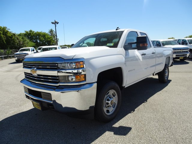 2017 Silverado 2500 Double Cab 4x4 Pickup #CCT70957 - photo 1