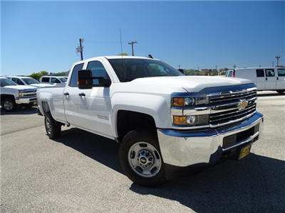 2017 Silverado 2500 Double Cab 4x4 Pickup #CCT70957 - photo 3