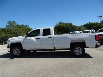 2017 Silverado 2500 Double Cab 4x4 Pickup #CCT70957 - photo 7