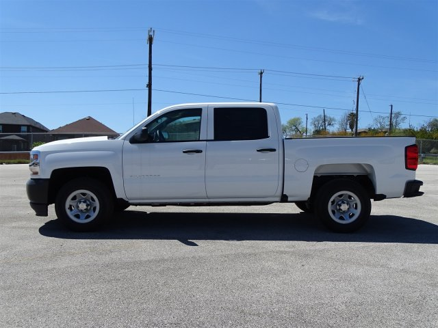 2018 Silverado 1500 Crew Cab 4x2,  Pickup #CCT81389 - photo 7
