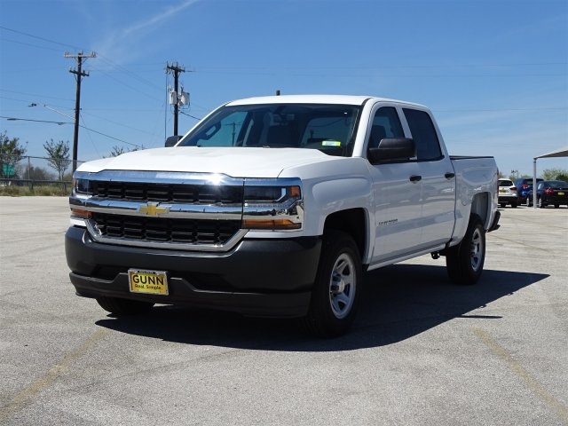 2018 Silverado 1500 Crew Cab 4x2,  Pickup #CCT81389 - photo 1