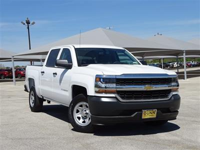 2018 Silverado 1500 Crew Cab 4x2,  Pickup #CCT81389 - photo 3