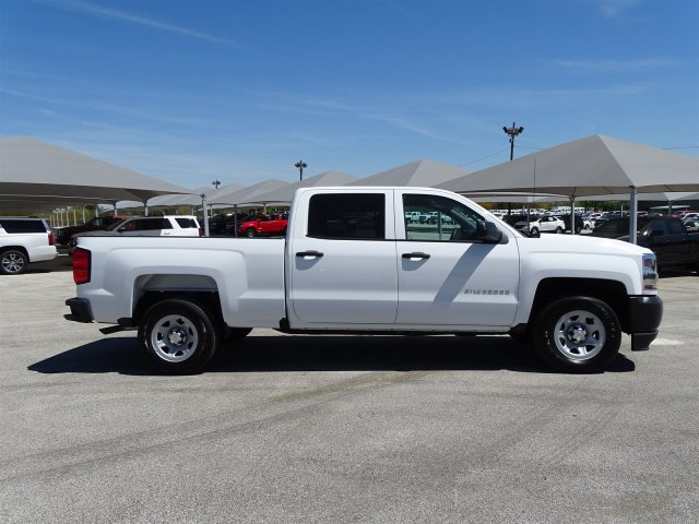 2018 Silverado 1500 Crew Cab 4x2,  Pickup #CCT81512 - photo 4