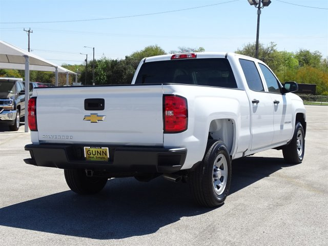 2018 Silverado 1500 Crew Cab 4x2,  Pickup #CCT81512 - photo 5