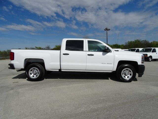 2018 Silverado 1500 Crew Cab,  Pickup #CCT81519 - photo 4