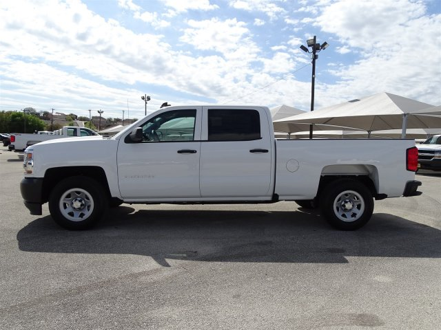 2018 Silverado 1500 Crew Cab,  Pickup #CCT81519 - photo 7