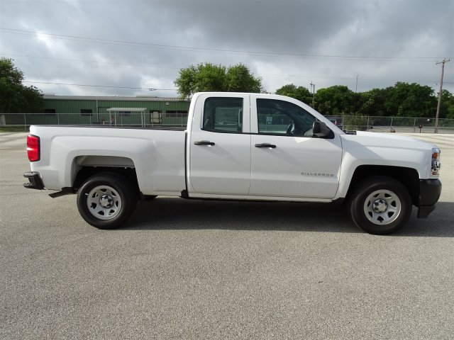 2018 Silverado 1500 Double Cab 4x2,  Pickup #CCT81670 - photo 4