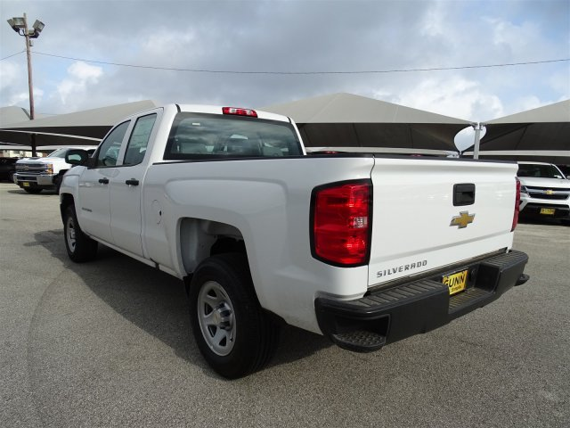 2018 Silverado 1500 Double Cab 4x2,  Pickup #CCT81670 - photo 2