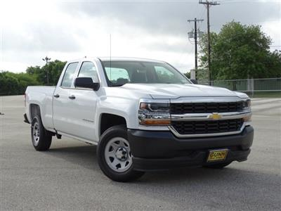 2018 Silverado 1500 Double Cab 4x2,  Pickup #CCT81670 - photo 3