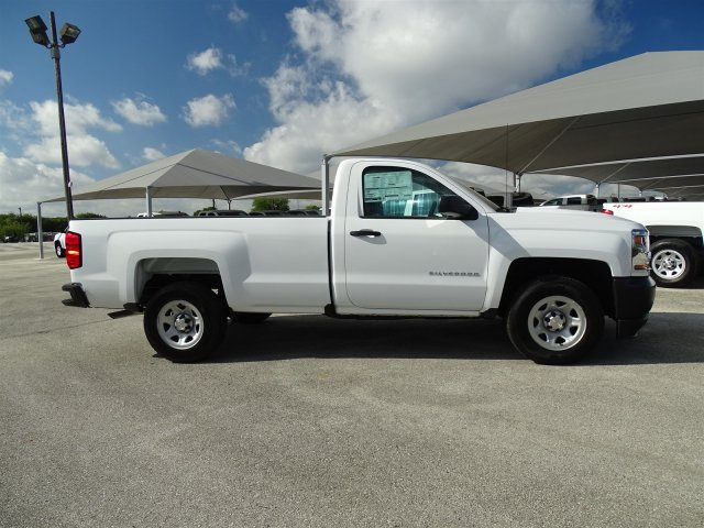 2018 Silverado 1500 Regular Cab 4x2,  Pickup #CCT81970 - photo 4
