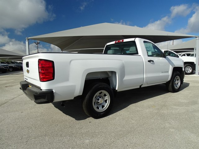 2018 Silverado 1500 Regular Cab 4x2,  Pickup #CCT81970 - photo 5