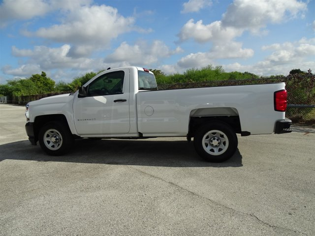 2018 Silverado 1500 Regular Cab 4x2,  Pickup #CCT81970 - photo 7