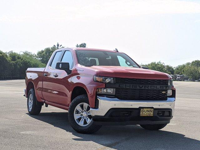2020 Chevrolet Silverado 1500 Double Cab 4x2, Pickup #CFC21341 - photo 1