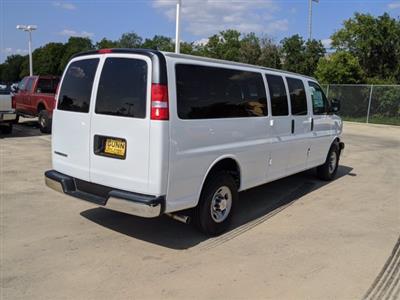 2020 Chevrolet Express 3500 4x2, Passenger Wagon #CFC21412 - photo 2
