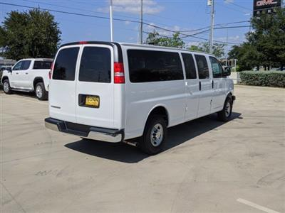 2020 Chevrolet Express 3500 4x2, Passenger Wagon #CFC21413 - photo 2