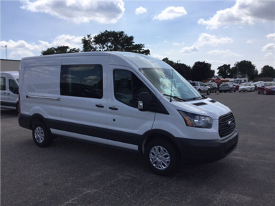 2017 Transit 250 Med Roof, Cargo Van #17T1200 - photo 5
