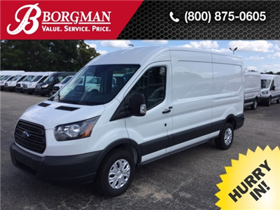 2017 Transit 250 Med Roof, Cargo Van #17T1200 - photo 1