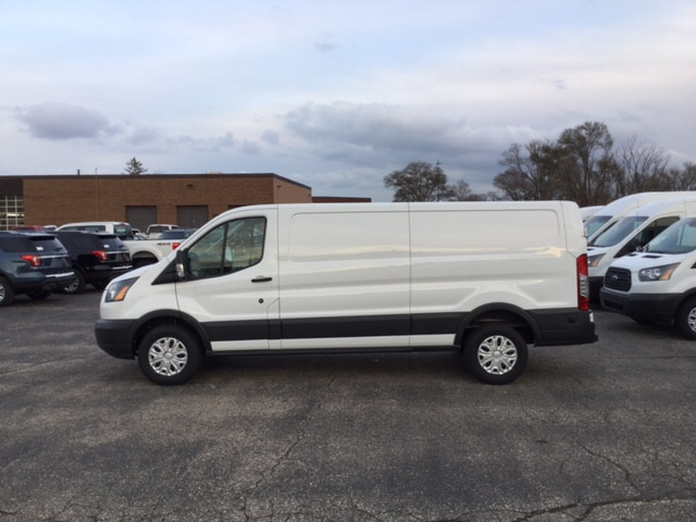 2017 Transit 250 Low Roof 4x2,  Empty Cargo Van #17T1270 - photo 12