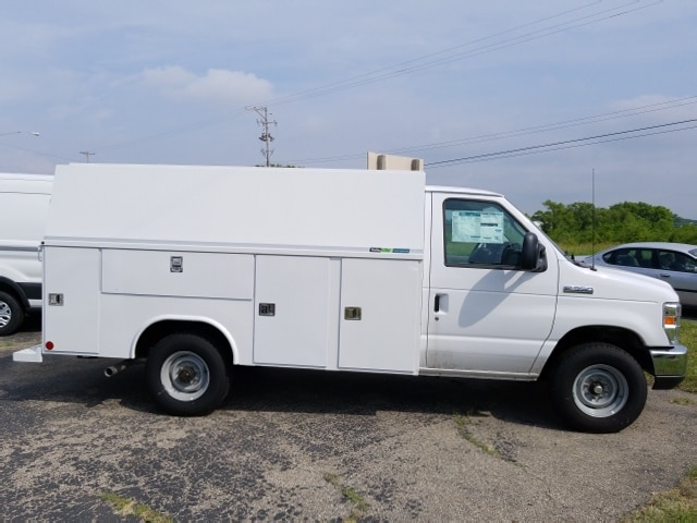 2017 E-350 4x2,  Reading Service Utility Van #17T1349 - photo 5