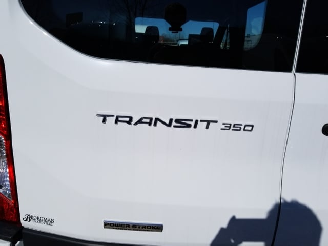 2017 Transit 350 High Roof 4x2,  Empty Cargo Van #17T1373 - photo 20