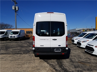2017 Transit 350 High Roof 4x2,  Empty Cargo Van #17T1373 - photo 7