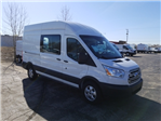 2017 Transit 350 High Roof 4x2,  Empty Cargo Van #17T1373 - photo 5
